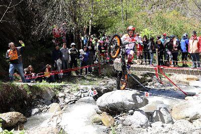 Toni Bou, el mejor en Andorra