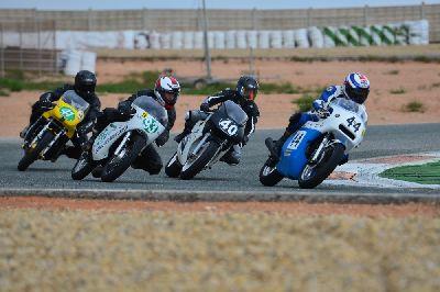 Navarra, testigo de la mejor Velocidad Clásica y SBK Legends