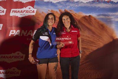 RFME Bajas Women Team: Sara García y Rosa Romero, las elegidas