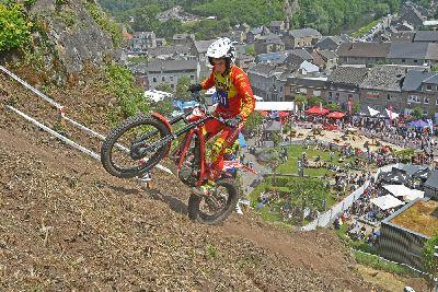 TrialGP: Albert Cabestany, campeón del Mundo de TrialE