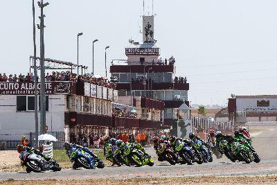 ESBK Albacete: Carreras completas en Youtube