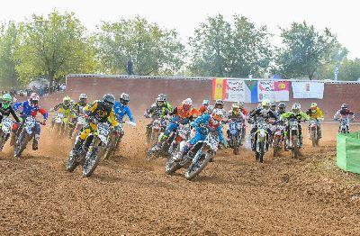 MX Montearagón: Gran colofón al nacional de Motocross