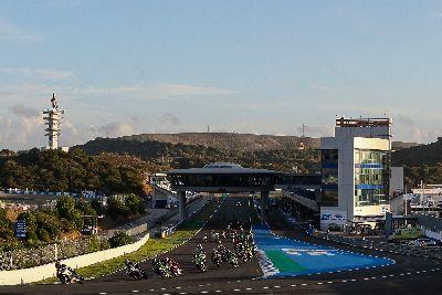 ESBK Jerez II: Carreras completas en Youtube