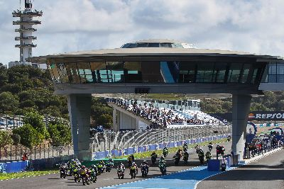 Jerez cierra una temporada espectacular del ESBK