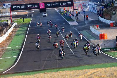 Final de la Velocidad Clásicas y SBK Legends en Cartagena