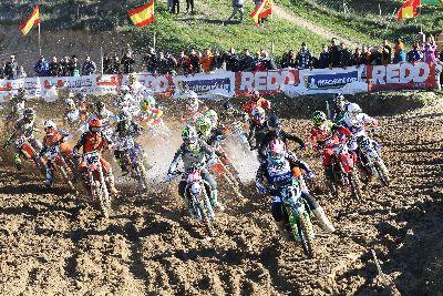 Los nacionales de Motocross y Superbike, a puerta cerrada