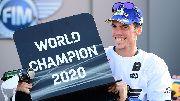 Joan Mir, campeón del Mundo de MotoGP