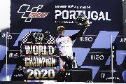 ¡Albert Arenas, campeón del mundo de Moto3!