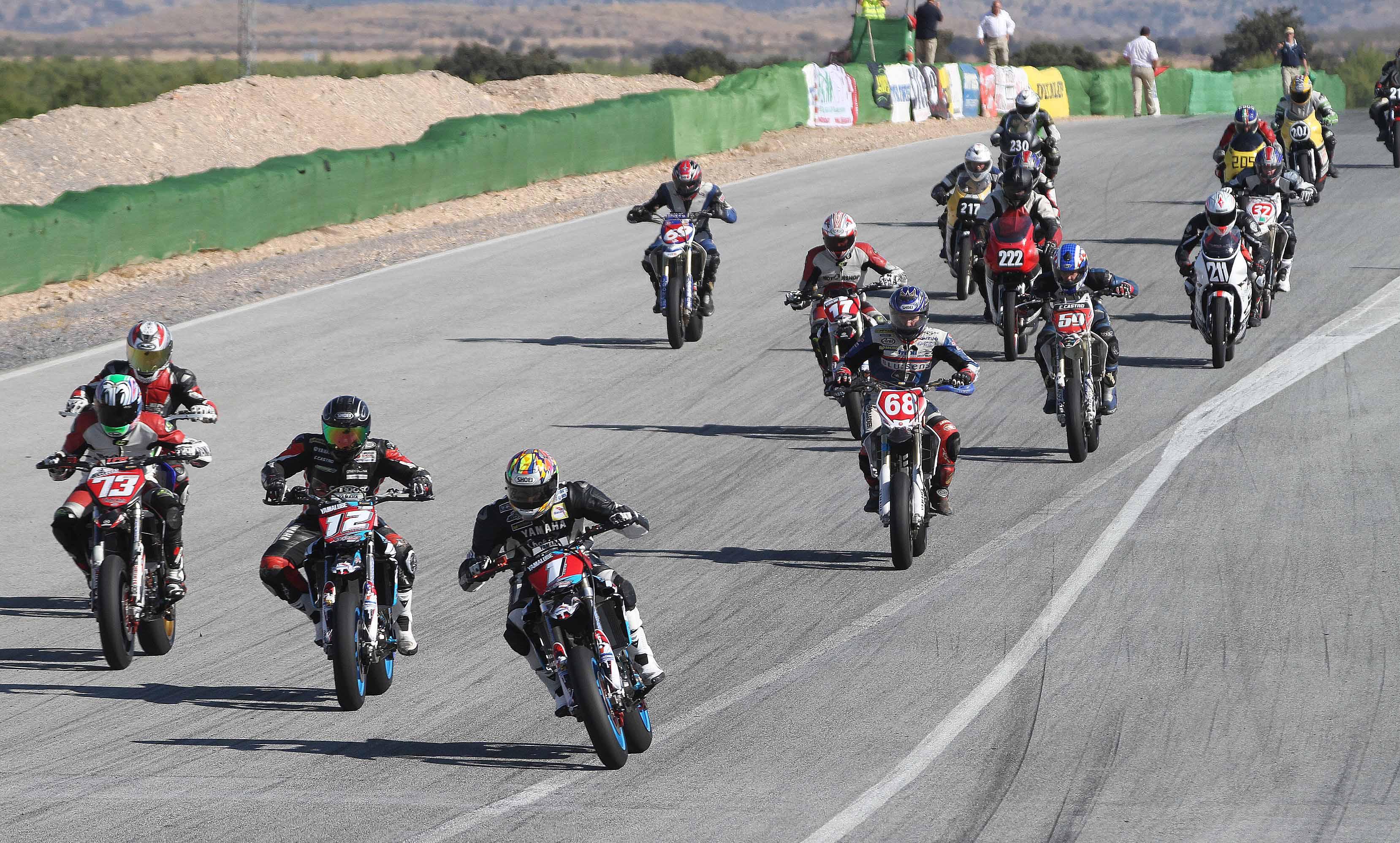 Circuito Guadix : Quéntar se prepara para abrir el circuito provincial de granada