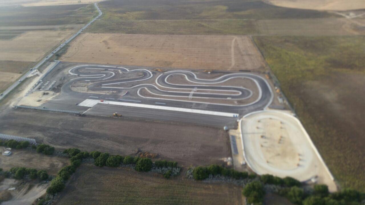 Circuito Karts Conil : Rfme carrera homologaciÓn circuito kr de conil