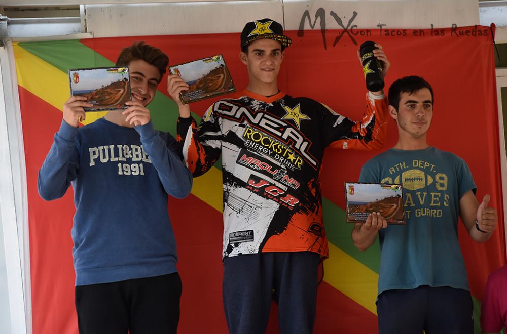 Celebrada con éxito la 4ª prueba del Manchego de Motocross