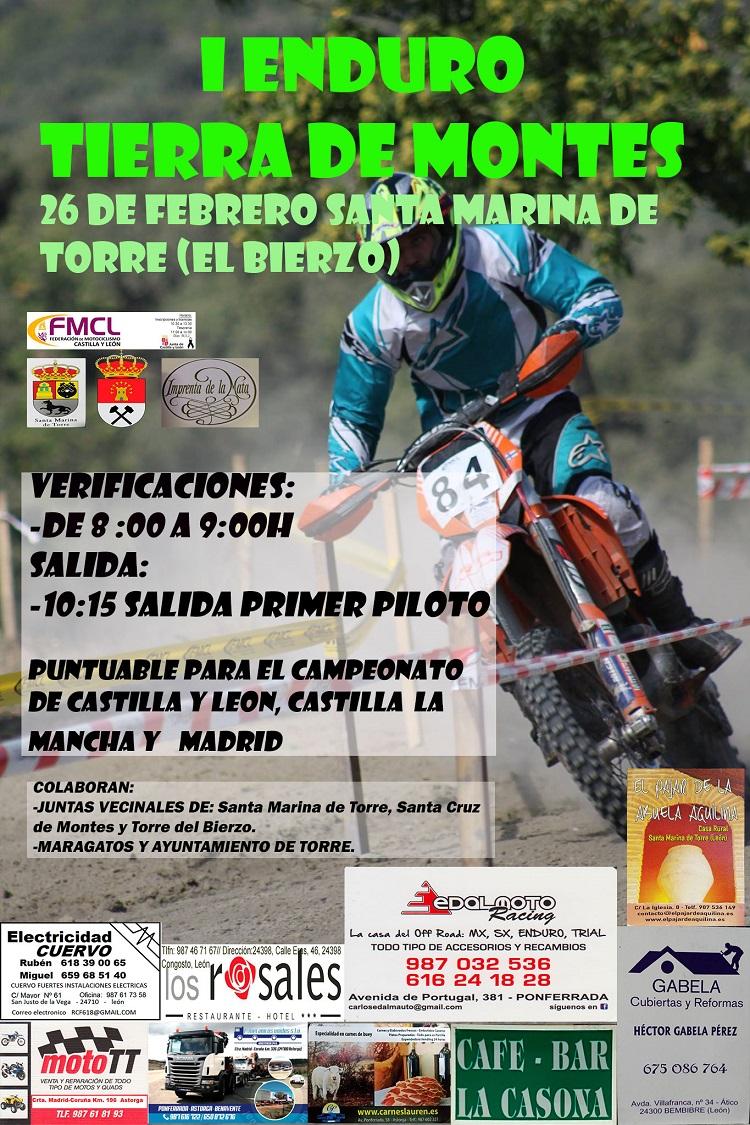 !  Arranca el Campeonato de Castilla-La Mancha de Enduro !