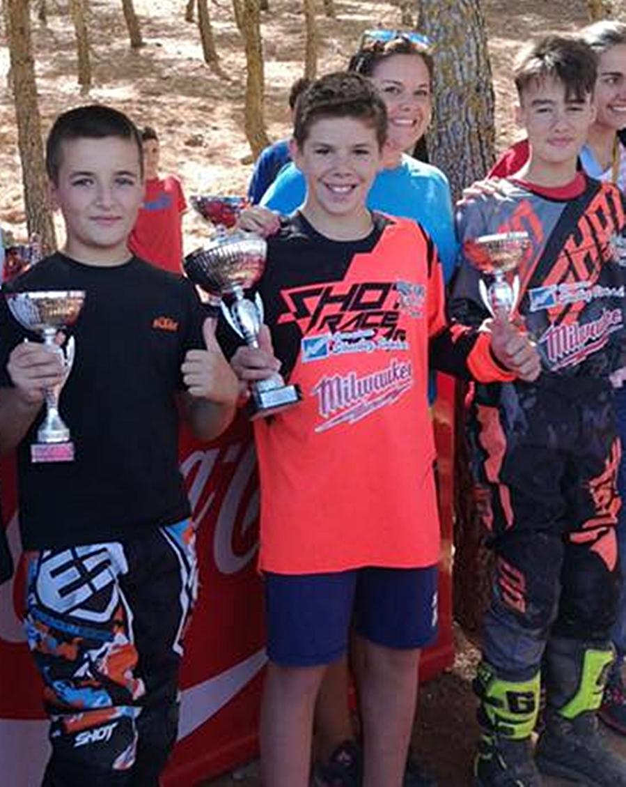 Celebrado con éxito el Supercross de Horcajo de Santiago