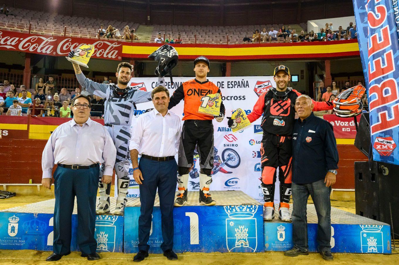Freestyle MX: Melero vence en Roquetas