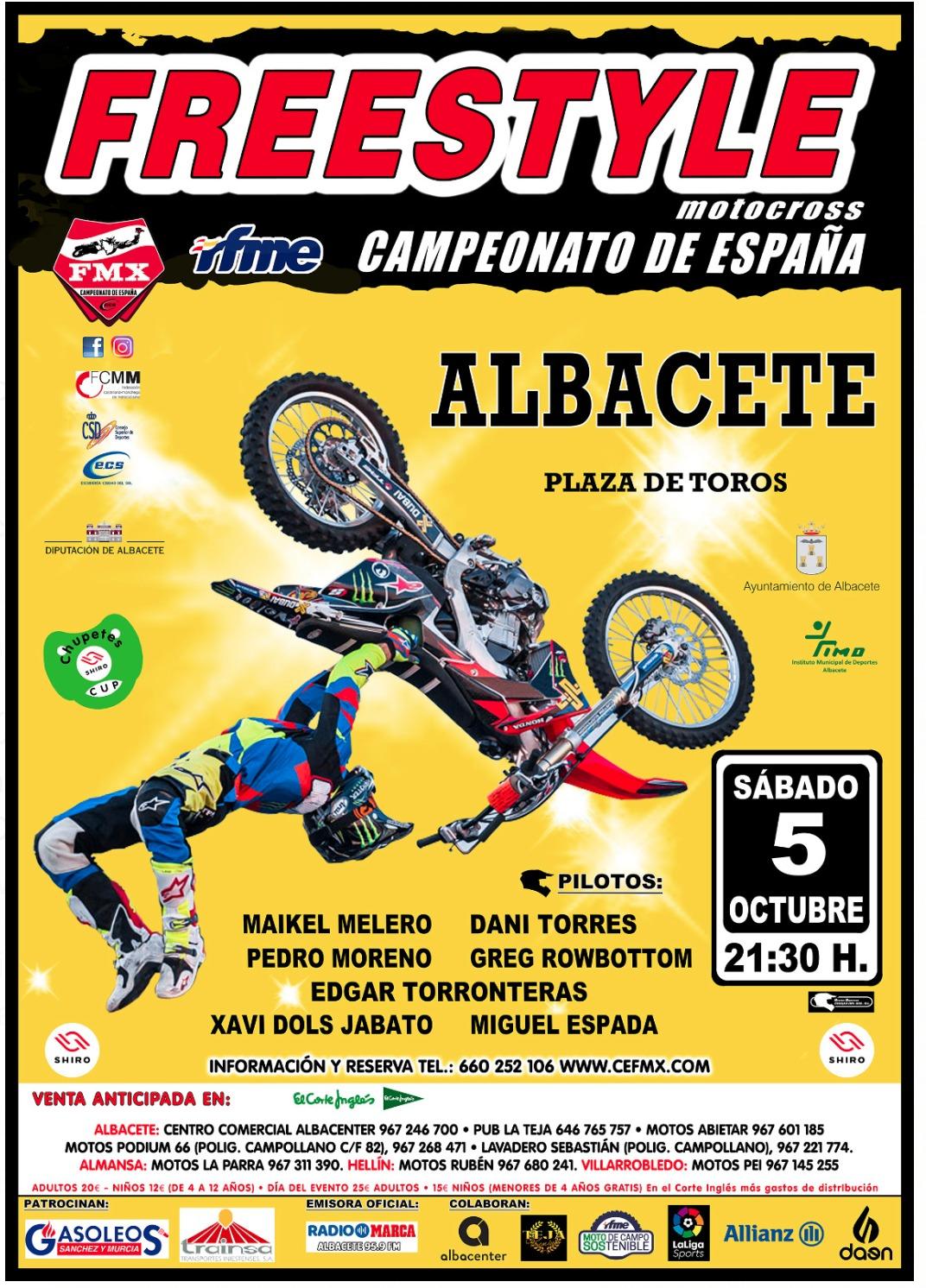 ¡Motocross en Horcajo de Santiago!
