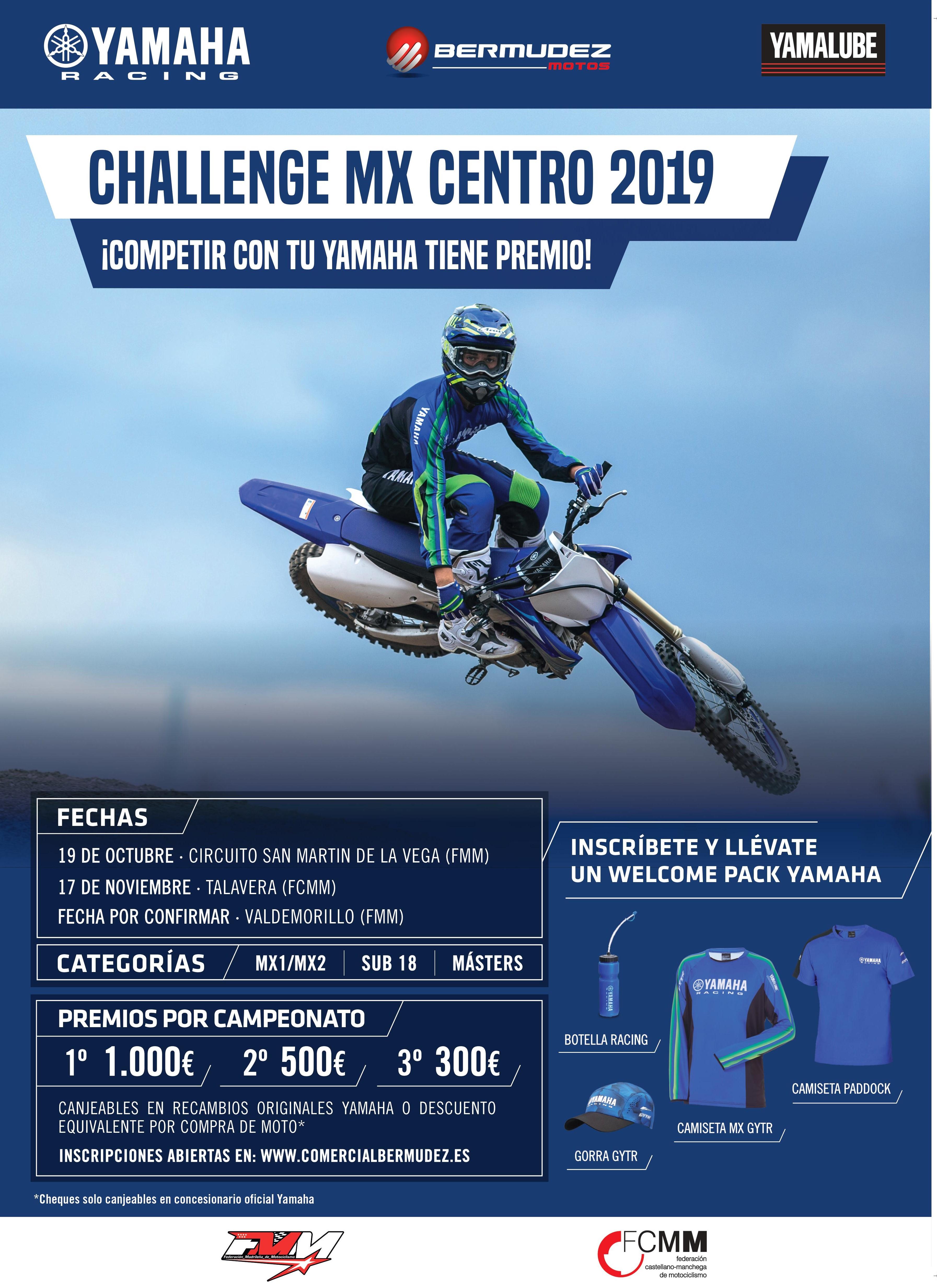 2ª PRUEBA DE LA CHALLENGE MX CENTRO