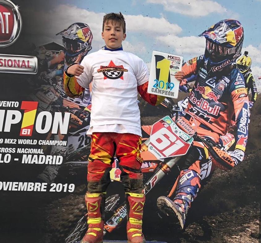 Finaliza el Campeonato Castilla-La Mancha de Motocross