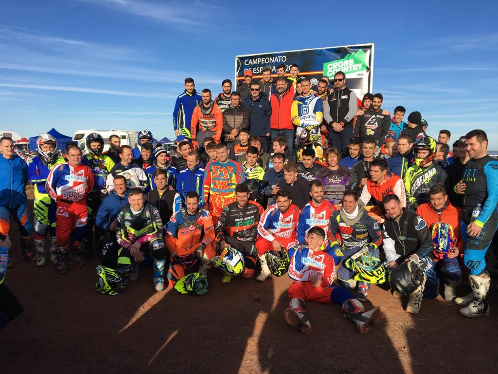 Cózar abre el nacional de Cross Country de manera espectacular