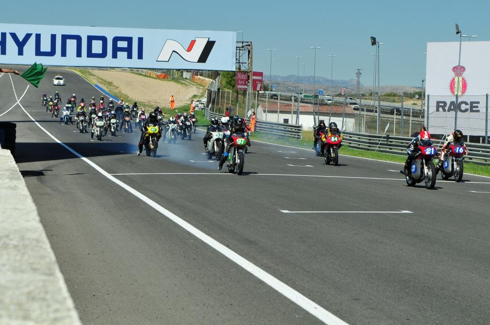 Cancelada la Velocidad en el Circuito del Jarama