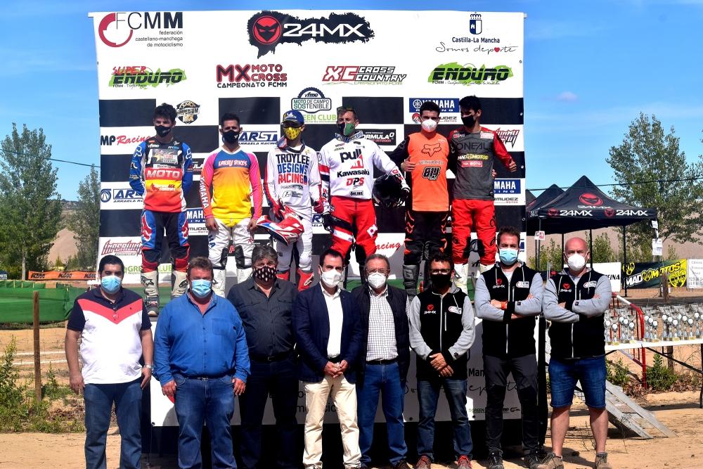 Vuelve el Motocross a Castilla-La Mancha