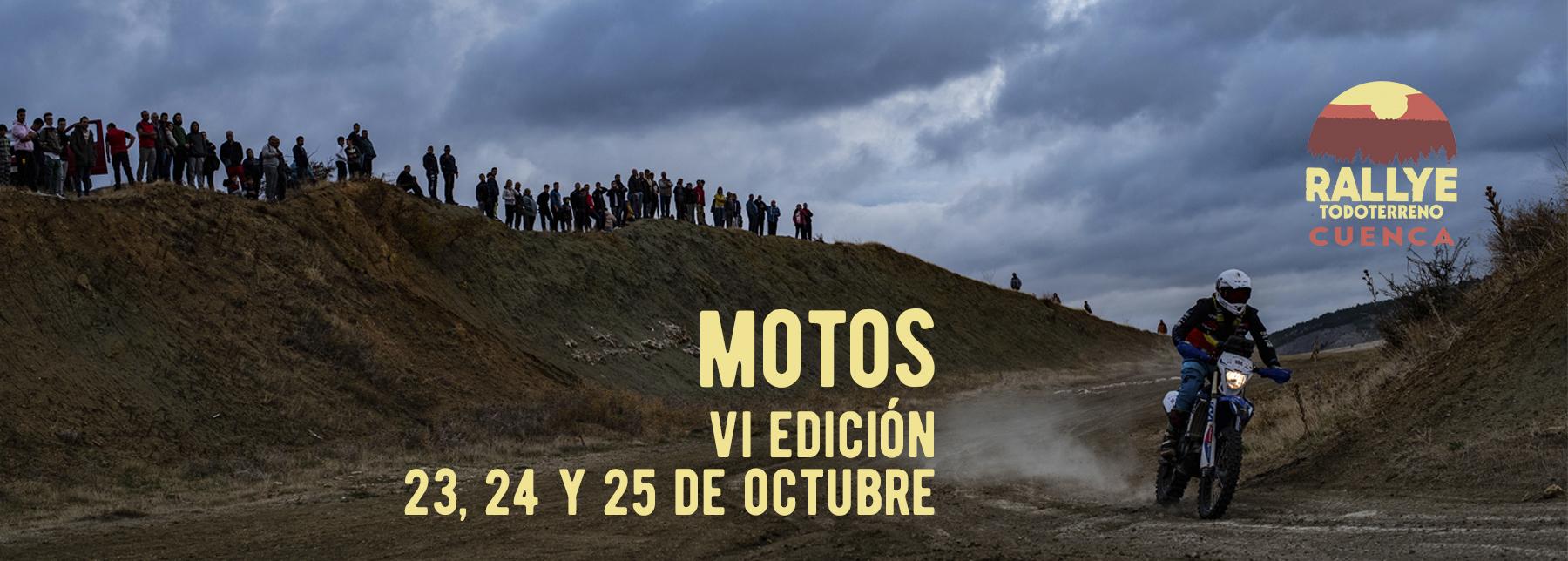 ¡ Se aproxima la 6ª edición del Rallye TT Cuenca !