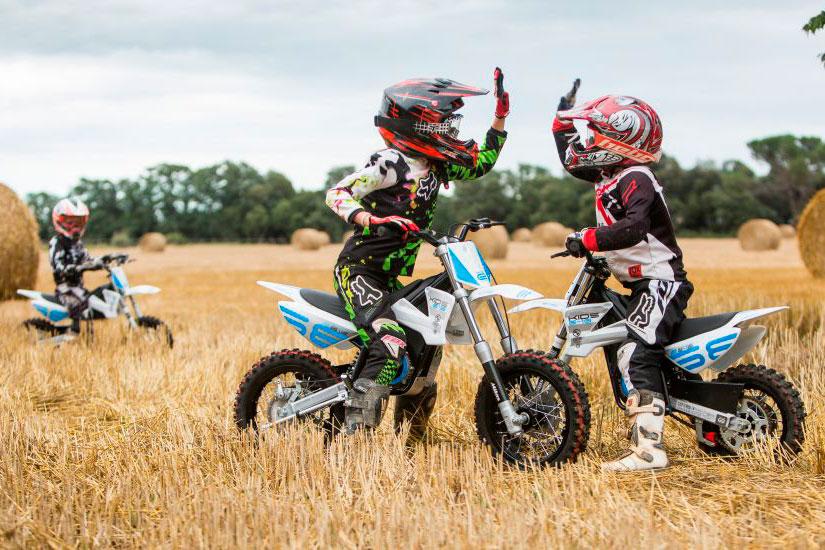 Campeonato Motocross 65 cc y 85 cc : ¡¡ OPEN !!