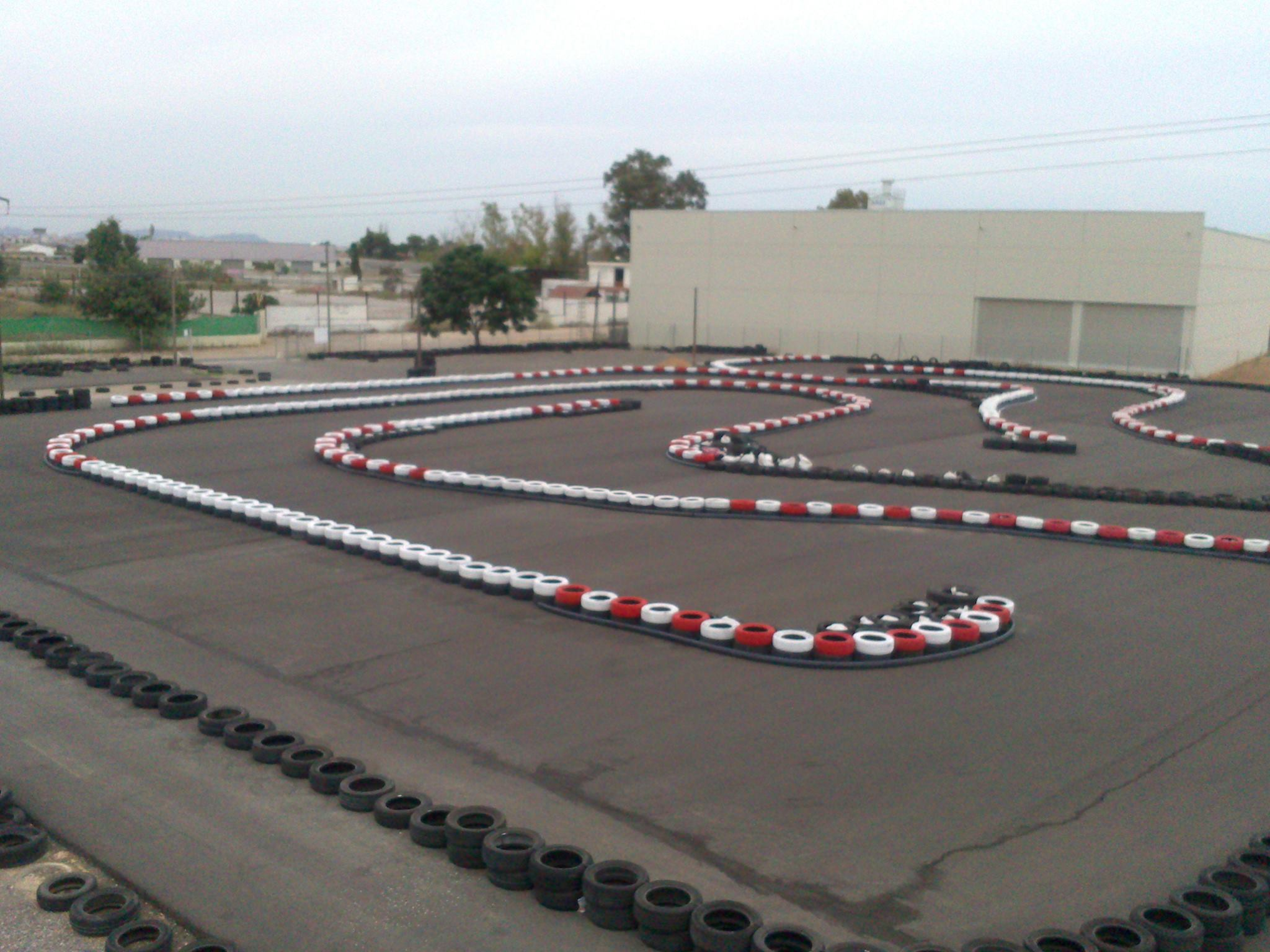 Circuito Karting : Rfme karting alrakart en aldaia nuevo circuito en la comunidad