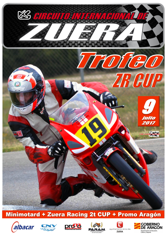 Circuito Zuera : Promo aragon cup velocidad zuera